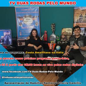 TV Duas rodas pelo mundo 02.05.2019