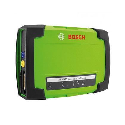 Bosch KTS 560 — профессиональный автосканер