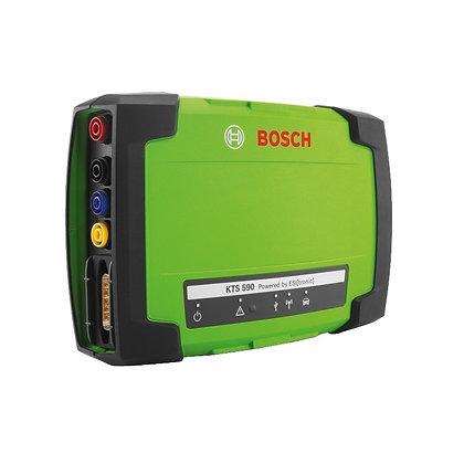 Bosch KTS 590 — профессиональный автосканер