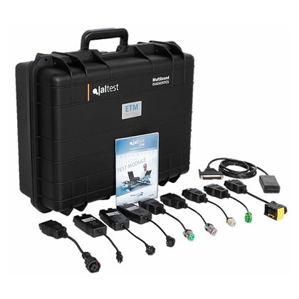 Jaltest ETM — автосканер для тормозных модуляторов, грузовиков и прицепов