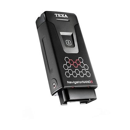 TEXA Navigator Nano S — мультимарочный автосканер для легковых автомобилей