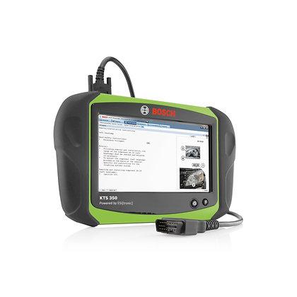 Bosch KTS 350 — профессиональный автосканер