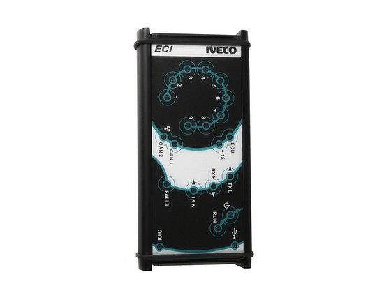 Iveco Easy — дилерский автосканер