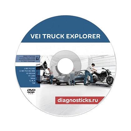 Лицензия MB MEMO для VEI Truck Explorer