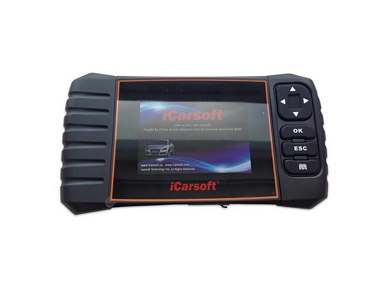 Автосканеры iCarsoft Mercedes 2 (MB II) / Porsche 2 (POR II) / CR Plus (CR+)