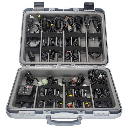 TEXA S04937 — комплект кабелей BIKE для азиатских мотоциклов