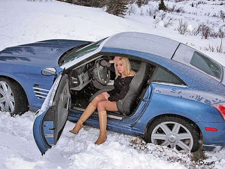 Профилактика автомобиля после зимы!