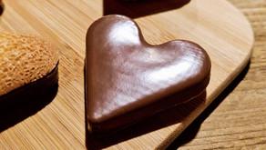 Financiers en coque chocolat