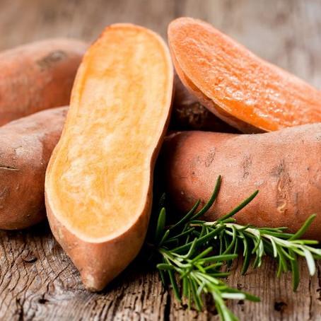 La patate douce chocolatée
