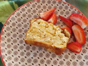 Gâteau léger aux fruits