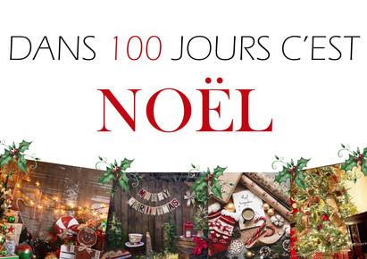Dans 100 jours c'est Noël 🎅🎅🎅