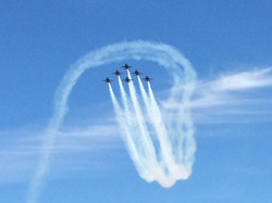 Blue Angels show