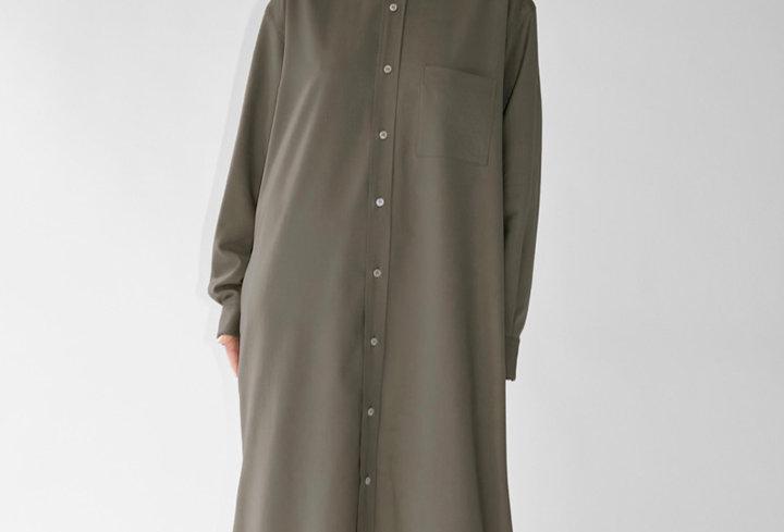 Cristaseya mao shirt dress