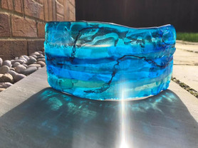 'The Movement of Water' sculpture
