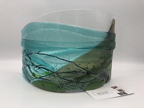'Sea Landscape' sculpture - STATEMENT PIECE