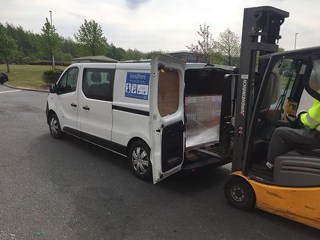 2 van and forklift.JPG