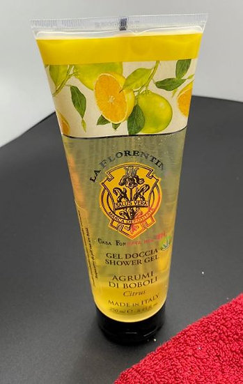 Douchegel 200ml Citrus Boboli