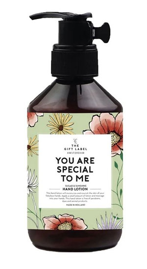 "Handlotion ""You are special to me"" - 250 ml"