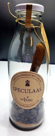 Chocolademelk mét smaak - SPECULAAS