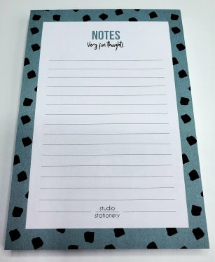 Notes - very fun thoughts