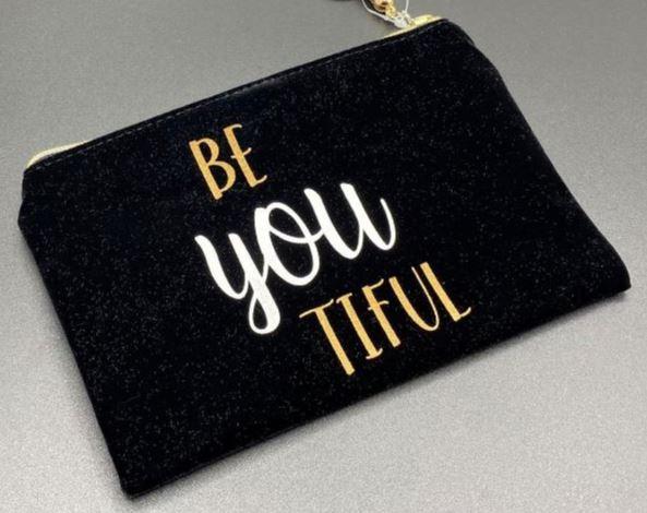 Cosmetic bag - toilettas - Be You Tiful
