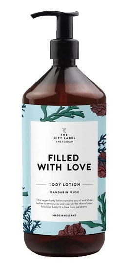 """Bodylotion """" Filled with love""""  - 500 ml"""