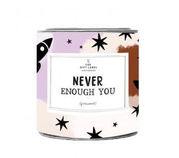 Kaars - Never enough you