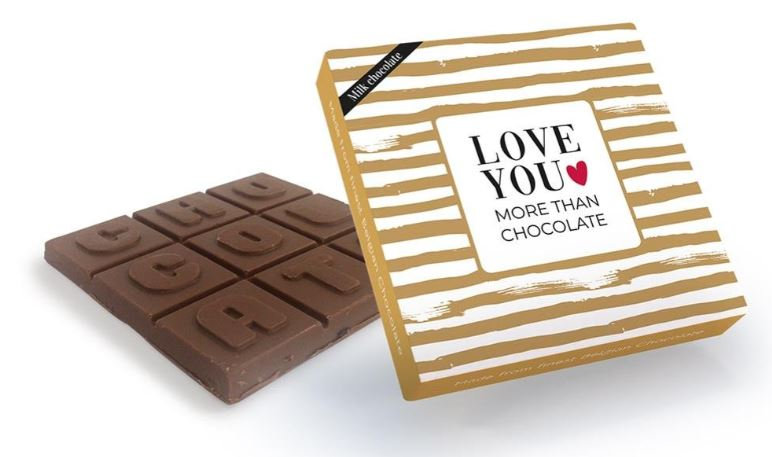 Chocola - I love you more than Chocolate