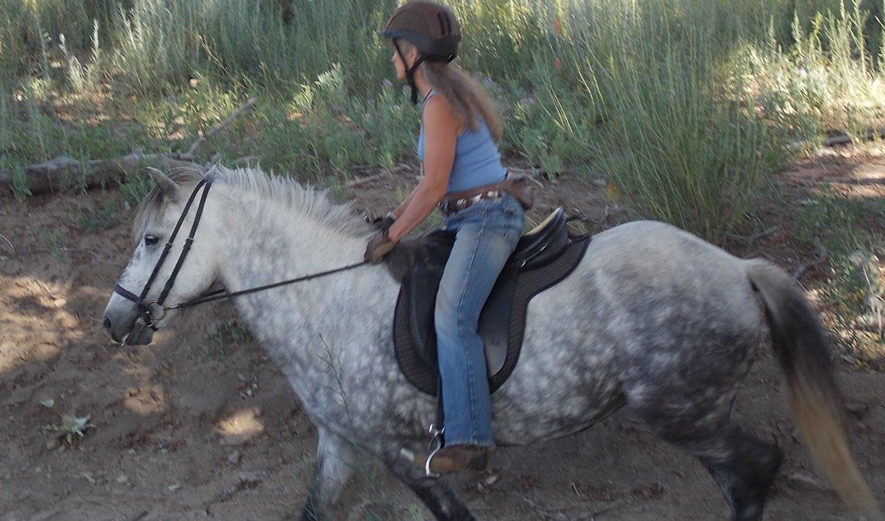 Héla riding