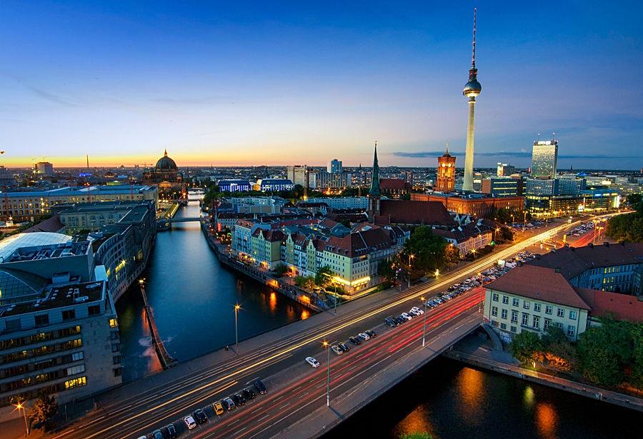 Berlin on Spree