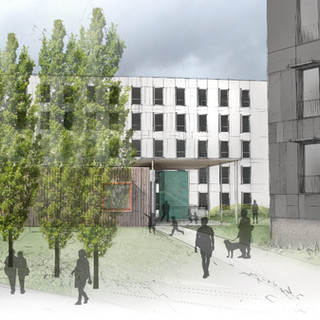 Affordable Housing at Simon Fraser University