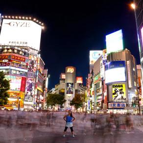 PREPARATIFS POUR LE JAPON