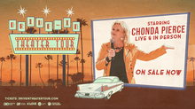 "Best-Selling Comic Chonda Pierce Emerges From Quarantine ""Un-Masked"" -- And Funnier Than E"
