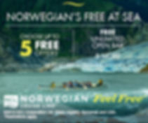 Free at Sea Choose 5 - 300x250 Banner Ad