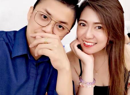 AndyFu & Shaleen Lee