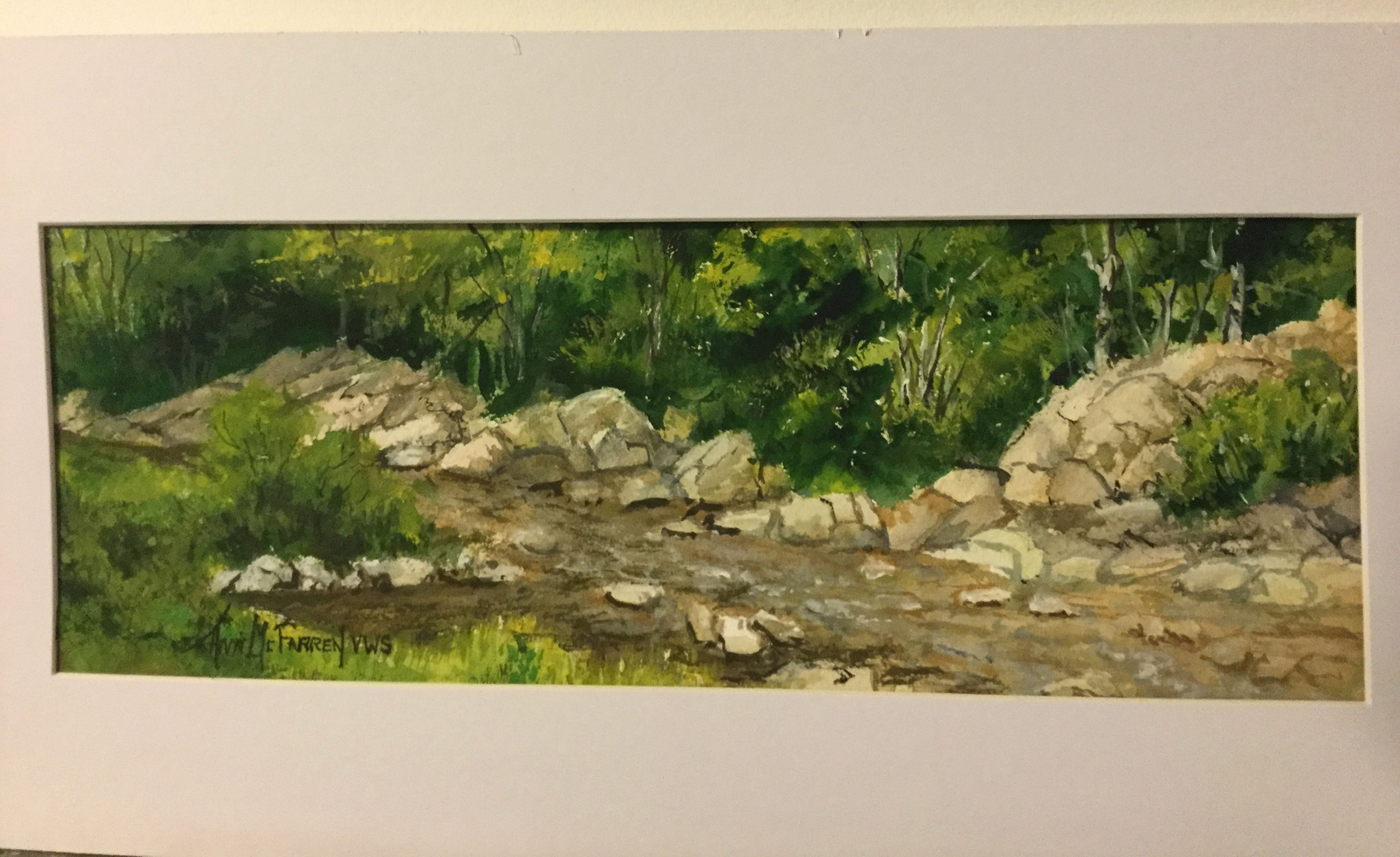 Watercolor - email for details