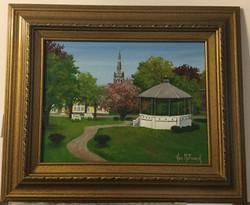 "$200 - Rutland City Park - 12""x16"""