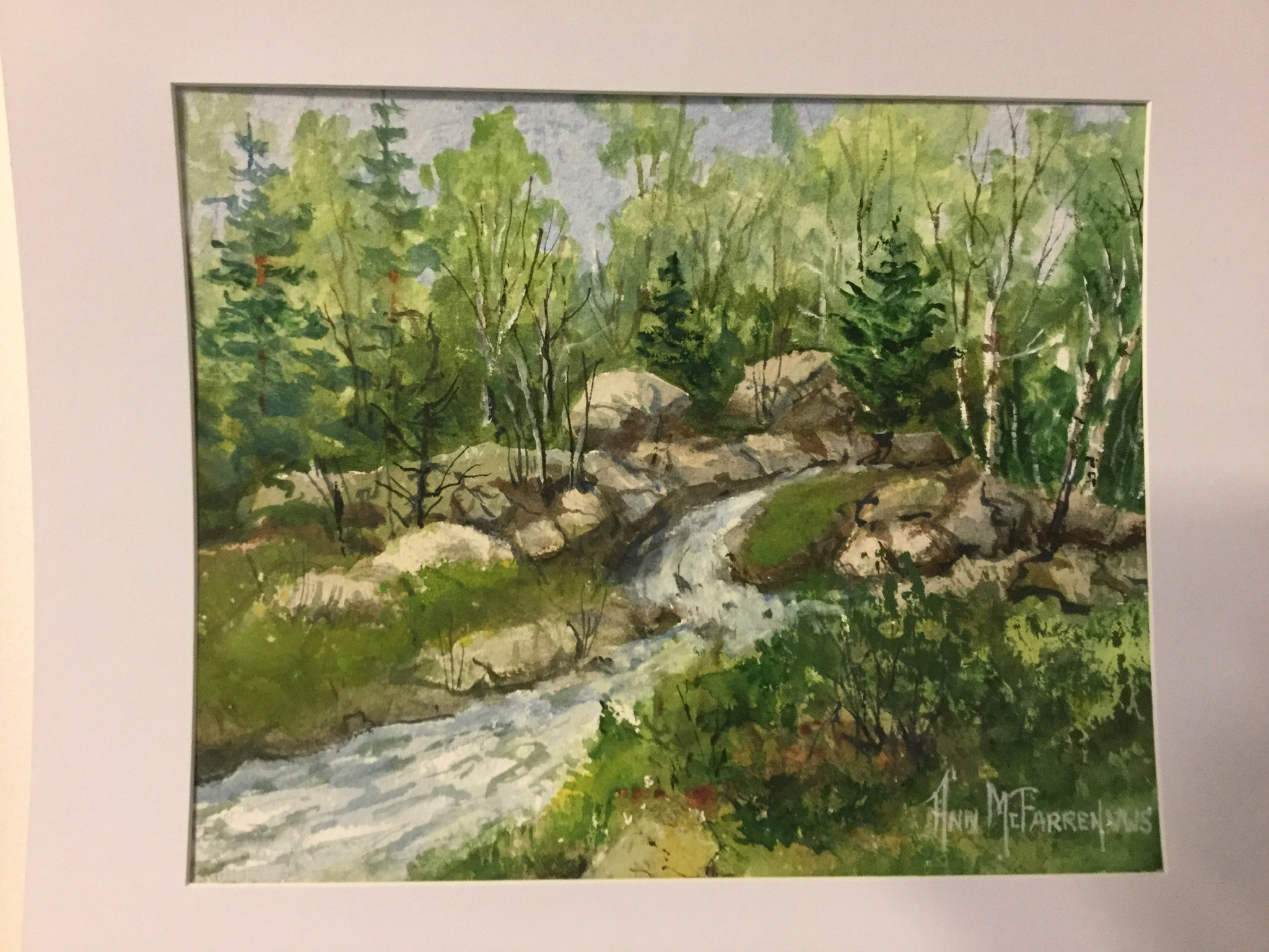 Watercolor - email for details.