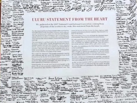 Voice, Treaty, Truth – Jewish organisations reaffirm support for First Nations Australians from the