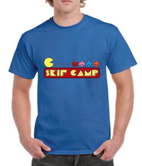 Summer Camp 17-18 Shirt