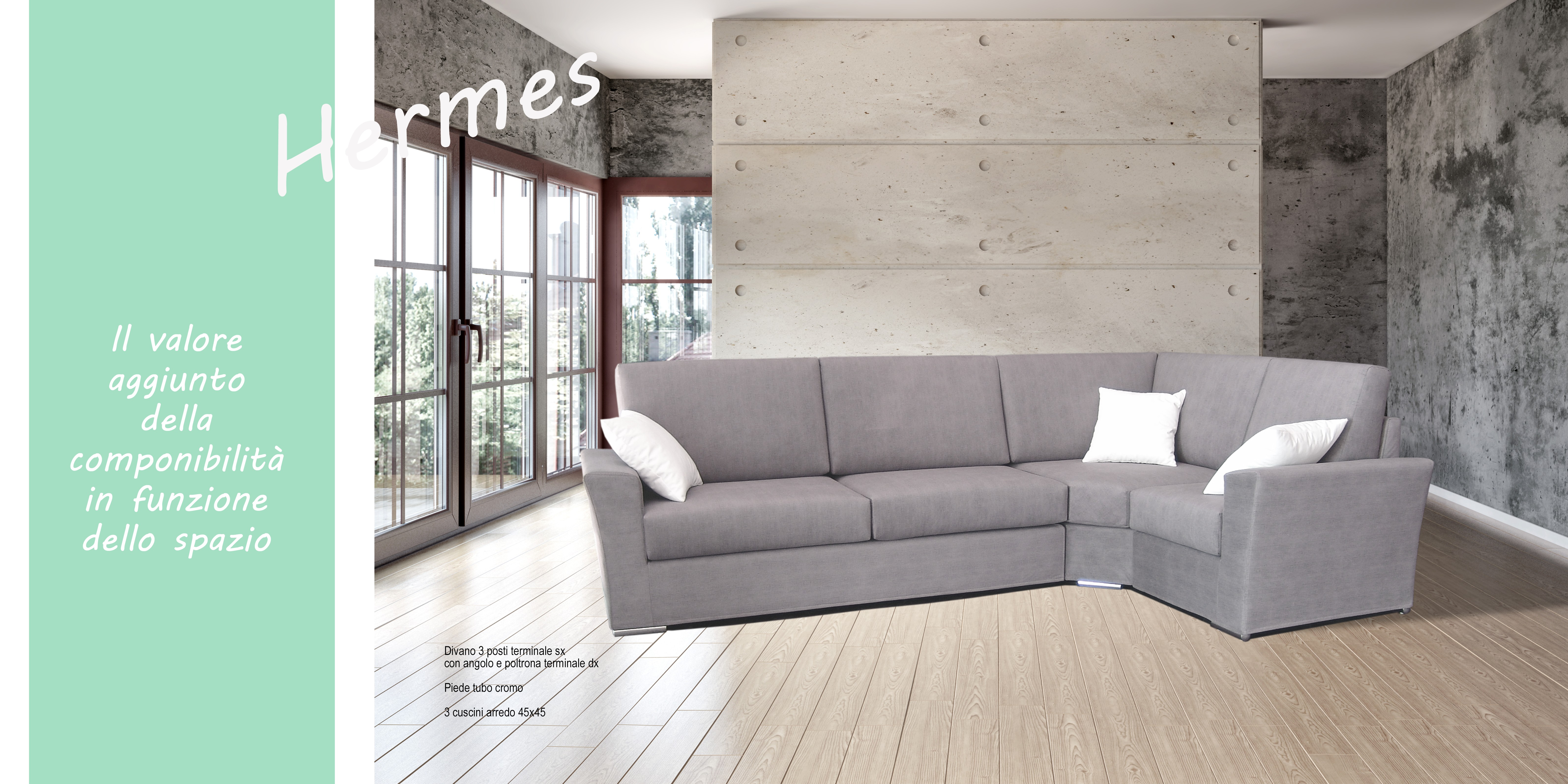 Sofa | 2017 | HERMES