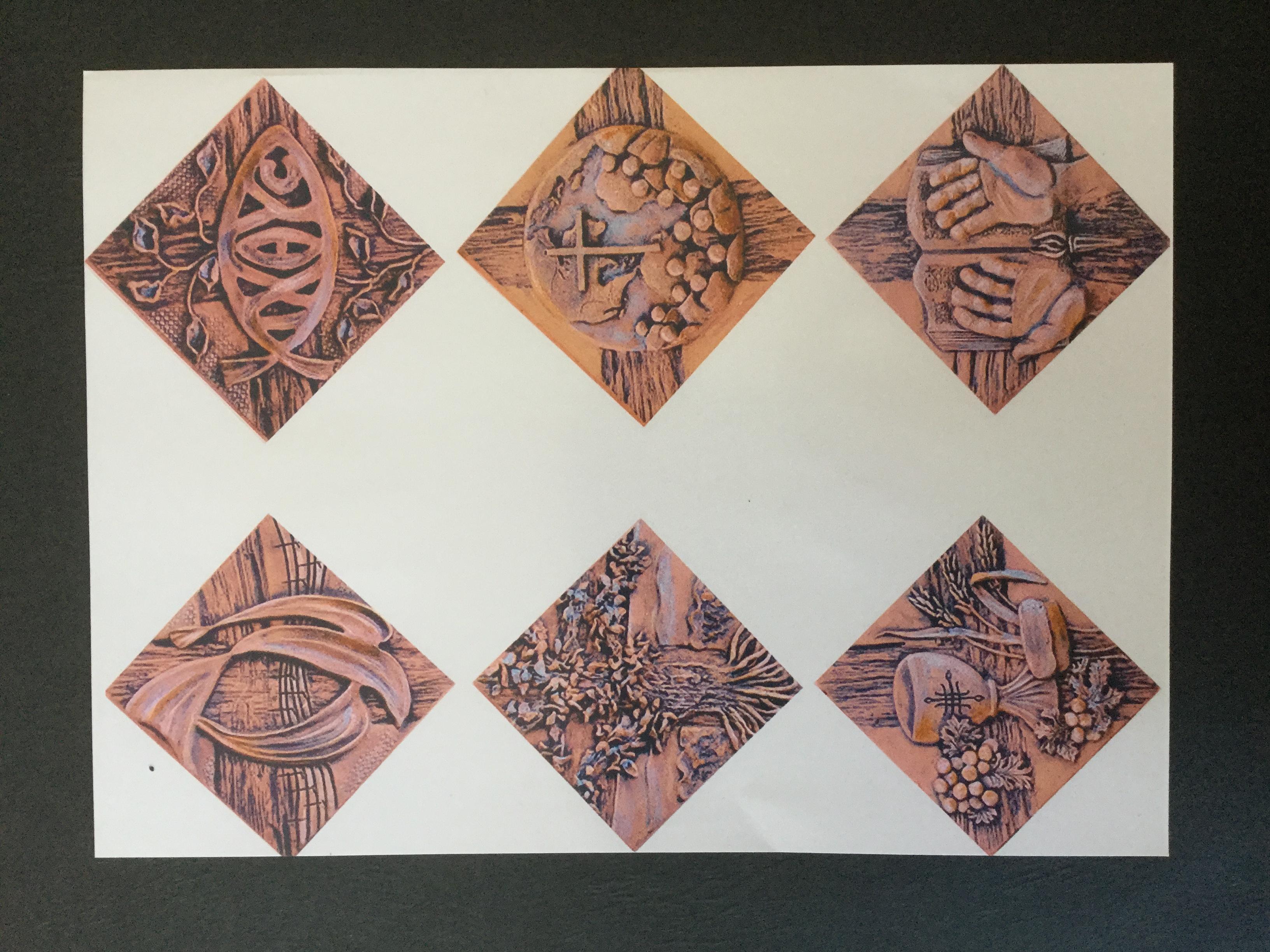 cross-tiles