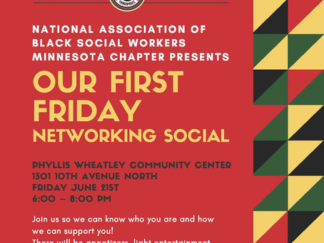 National Association Of Black Social Workers Minnesota Chapter
