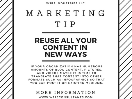 WJRJ Marketing Tip