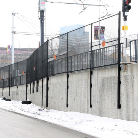 Hennepin Energy Recovery Center Fence Grounding