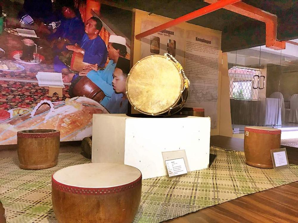 Instrument museum - drum