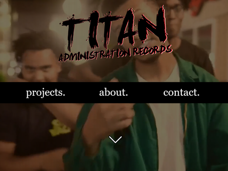 Titan Administrative Records