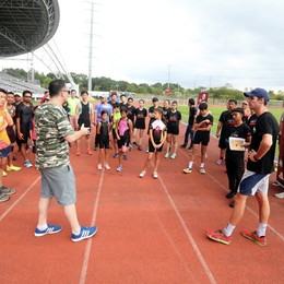 Iskandar Investment Hosts Triathlon Coaching Clinic for Challenge Iskandar Puteri Triathletes