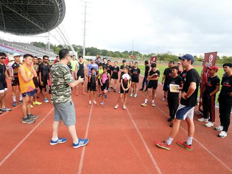 Iskandar Investment Hosts Triathlon Coaching Clinic for Challenge Iskandar Puteri Triathletes