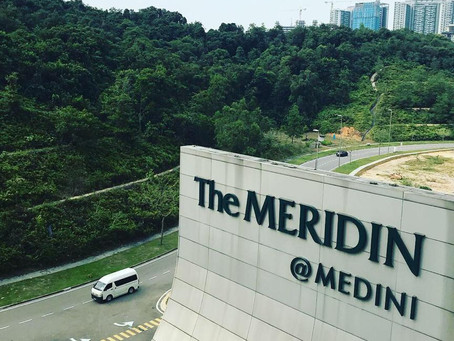 Rejuvenate at Ramada Meridin Johor Bahru